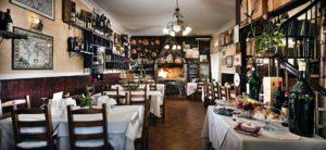 La Pitraia Restaurant, Sant'Antonio di Gallura