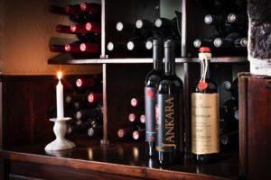 Carta dei Vini, ristorante La Pitraia, Sant'Antonio di Gallura